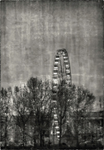 """Ferris Wheel"" by Anne Allen"